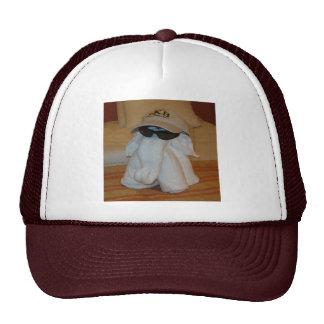 Towel Elephant with Sunglasses Trucker Hats