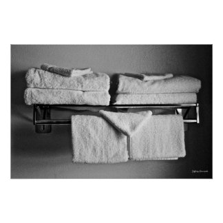 Towels Poster