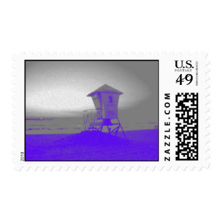 tower #1 hazy day stamps