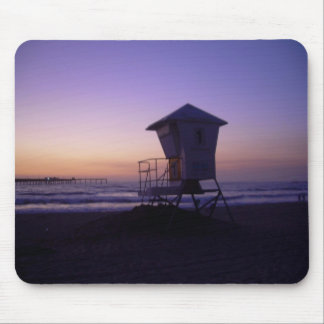 Tower #1 mouse pad