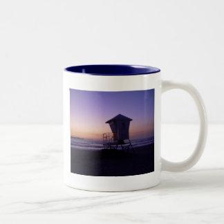 Tower #1 Two-Tone coffee mug