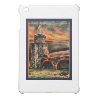 Tower and Arches at Sunset Cover For The iPad Mini