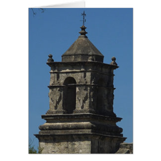 Tower at Mission San Jose Card