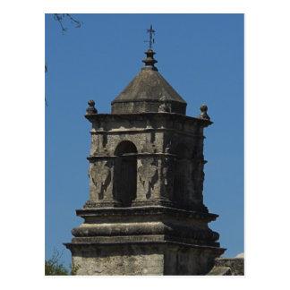 Tower at Mission San Jose Postcard