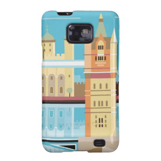Tower Bridge 2 Galaxy S2 Covers