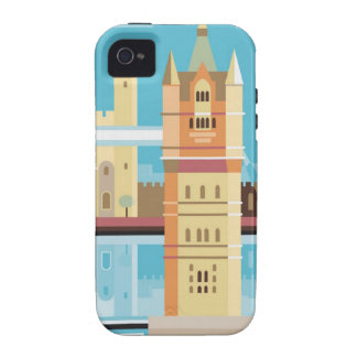 Tower Bridge 2 Case For The iPhone 4