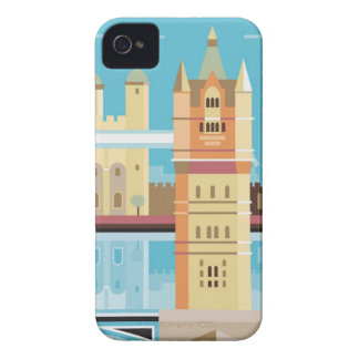 Tower Bridge 2 iPhone 4 Cover