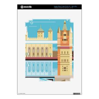 Tower Bridge 2 iPad 3 Skins
