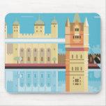 Tower Bridge 2 Mouse Pad
