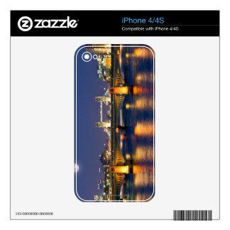 Tower Bridge 2 Skin For iPhone 4