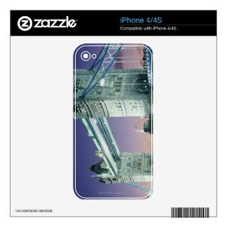 Tower Bridge 7 iPhone 4 Skins