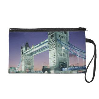 Tower Bridge 7 Wristlet Purse