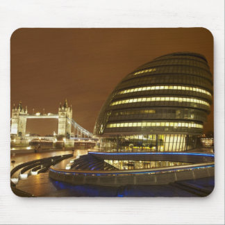 Tower Bridge, and Greater London Authority Mouse Pad