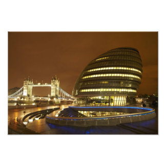 Tower Bridge, and Greater London Authority Photo