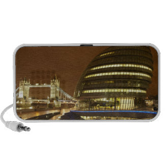 Tower Bridge and Greater London Authority Laptop Speaker