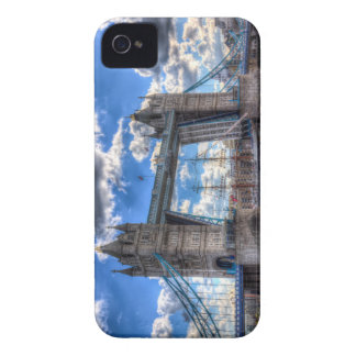 Tower Bridge and passing ship iPhone 4 Case-Mate Case