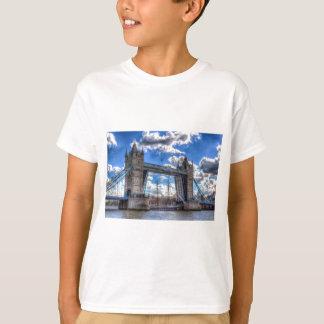 Tower Bridge and passing ship T-Shirt