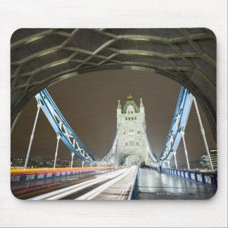 Tower Bridge and Thames River at Dusk Mouse Pad