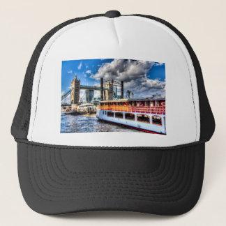 Tower Bridge and the Elizabethan Trucker Hat