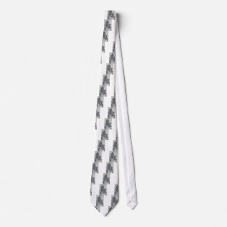 Tower Bridge art Neck Tie