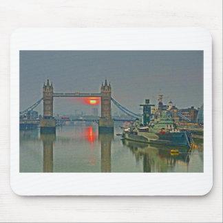 Tower Bridge at Dawn Mouse Pad