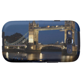 Tower Bridge at Night Galaxy SIII Cover