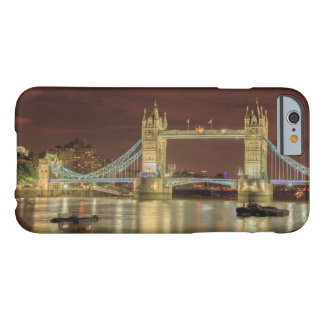 Tower Bridge at night, London Barely There iPhone 6 Case