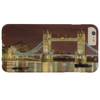 Tower Bridge at night, London Barely There iPhone 6 Plus Case