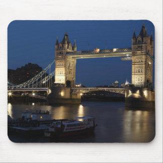 Tower Bridge at Night Mouse Pad