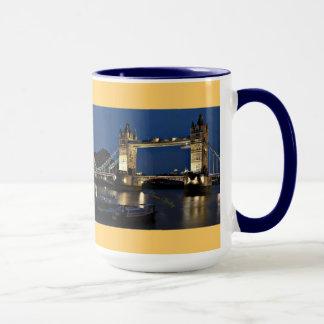 Tower Bridge at Night Mug