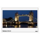 Tower Bridge at Night Wall Sticker