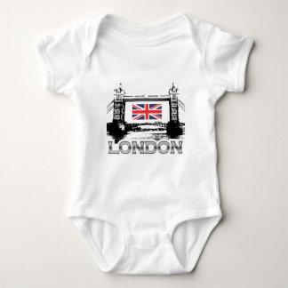 Tower Bridge Baby Bodysuit