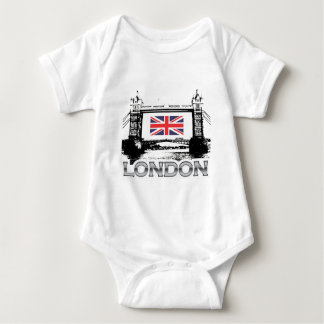Tower Bridge Baby Bodysuit