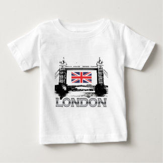Tower Bridge Baby T-Shirt