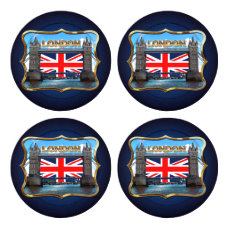Tower Bridge Button Covers