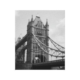 Tower Bridge Canvas Canvas Prints