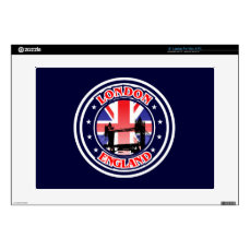 Tower Bridge Decal For Laptop