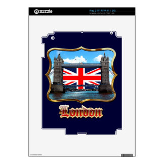 Tower Bridge Decals For The iPad 2