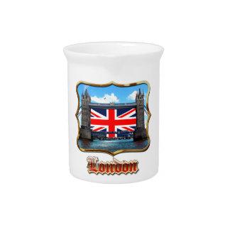 Tower Bridge Drink Pitchers