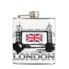 Tower Bridge Flask