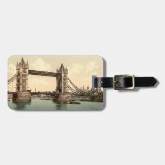Tower Bridge II, London, England Luggage Tag
