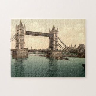Tower Bridge II, London, England Puzzles