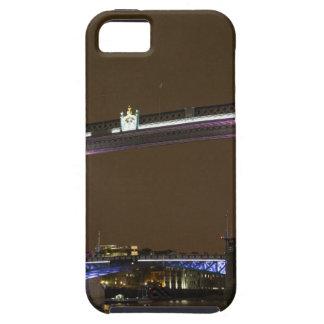 Tower Bridge in Princess pink iPhone 5 Cases