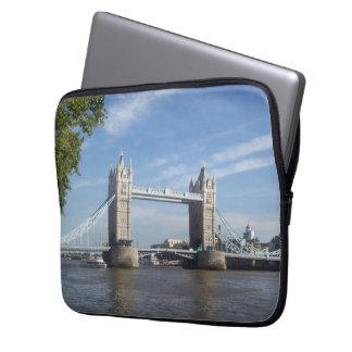 Tower Bridge Laptop Cover