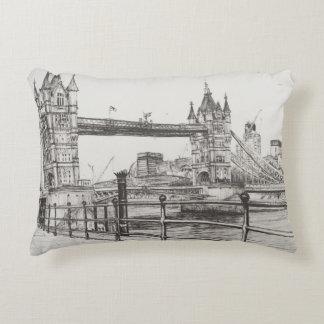 Tower Bridge London 2006 Accent Pillow