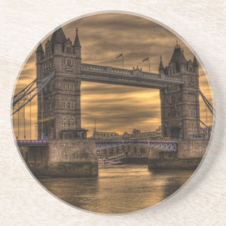 Tower Bridge London Beverage Coasters