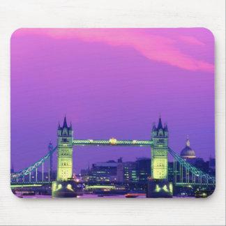 Tower Bridge, London, England 2 Mouse Pad