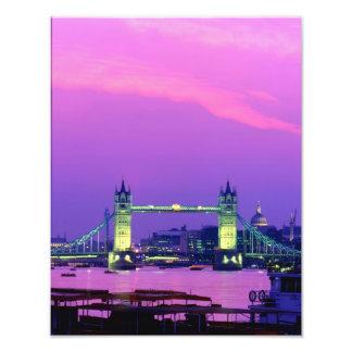 Tower Bridge, London, England 3 Photo Print