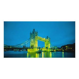 Tower Bridge, London, England 4 Photo Print