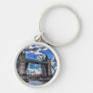 Tower Bridge London Keychain